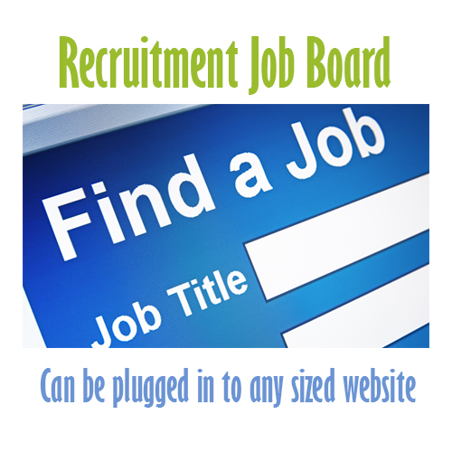 cheap recruitment website design