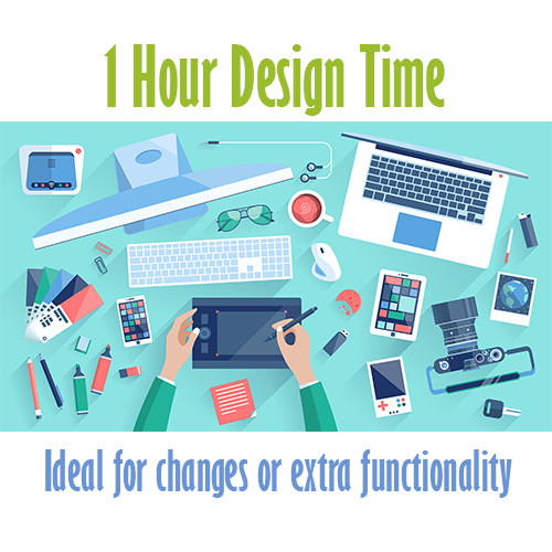 design time cheap website design
