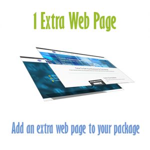 extra cheap website page design